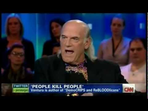 JESSE VENTURA on Gun Control