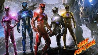 10 ข้อควรรู้ ก่อนดู หนัง Power Rangers  พาวเวอร์ เรนเจอร์ส ฮีโร่ทีมมหากาฬ   Geek Popcorn Special