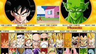getlinkyoutube.com-Dragon Ball Z Budokai HR by Misterr07 - DBZ Free PC Game Download