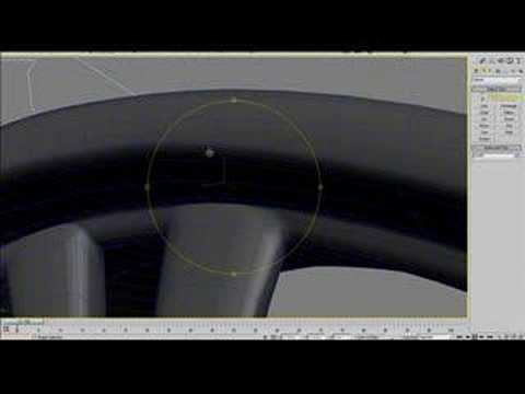 3ds Max - Rim tutorial part 2 of 2