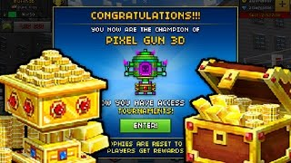getlinkyoutube.com-Pixel Gun 3D | Infinite Trophies and Coins IOS/ANDROID