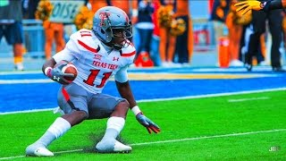 getlinkyoutube.com-The Quickest Player in College Football || Texas Tech WR Jakeem Grant 2015 Highlights ᴴᴰ