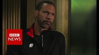 ex-England captain Rio Ferdinand: England can get to the World Cup final  - BBC News width=