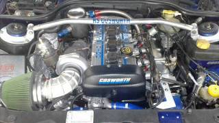 getlinkyoutube.com-COSWORTH YB ENGINES POWERED BY OPPLIGER MOTORSPORT