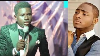 Kenny Blaq Attack Davido On His Song Assurance As Duo Comedians Thrills Fans In London width=