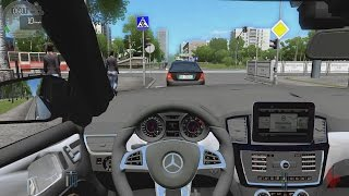 getlinkyoutube.com-City Car Driving - Mercedes-Benz GLE 450