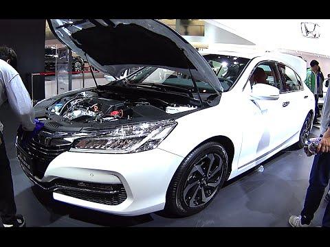 2016, 2017 Facelifted Honda Accord Spirior 2400CC, 184HP, CVT, 36000 USD for TOP model