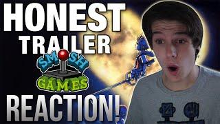 Kingdom Hearts - HONEST GAME TRAILER REACTION!