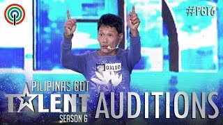 Pilipinas Got Talent 2018 Auditions: Randy Belluga - Singing while Playing Pinoy Games