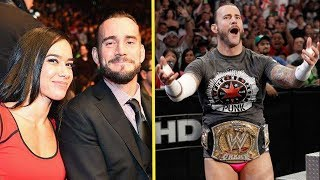10 THINGS WWE DOES NOT WANT YOU To REMEMBER About CM Punk! width=