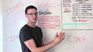 How to Use a Whiteboard to Accomplish Your Goals