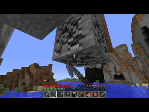 MINECRAFT: XP Madness Speed Challenge - Failed attempt