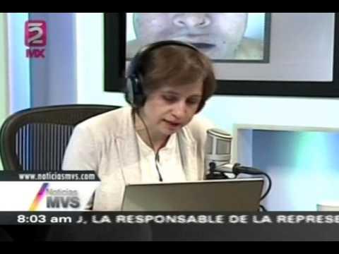 A qué jugamos con el tema de la identidad de 'El Lazca': Aristegui
