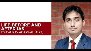 getlinkyoutube.com-AIR 1 CSE 2013 Gaurav Agarwal on Life Before and After IAS - Unacademy