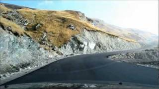 Transalpina - an amazing journey through the clouds HD