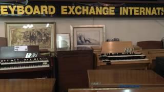 getlinkyoutube.com-Hammond Organs for sale 2017 Keyboard Exchange International