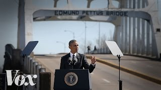 The 3 most important parts of Obama\'s emotional speech in Selma