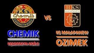 Sezon 2013/14 CHEMIK K-K - Małapanew 1-1