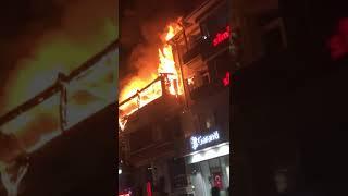 Konya Zefer'de büyük yangın2