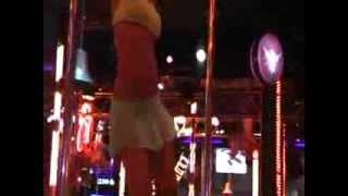 getlinkyoutube.com-Sexy Bindu Pariyar( Nepali Pornstar in USA) amazing pole dance in Thailand.