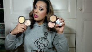 getlinkyoutube.com-REVIEW: Becca Cosmetics Shimmering Skin Perfectors