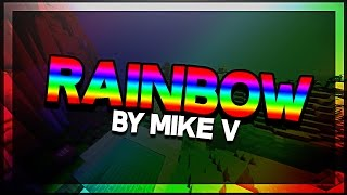 getlinkyoutube.com-Minecraft PVP Pack: Rainbow Pack By MIKEV - Low Fire - HD + FREE DOWNLOAD!