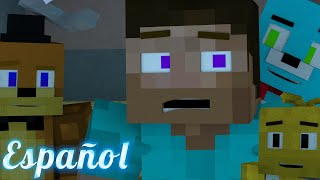 """getlinkyoutube.com-""""Survive The Night"""" Español [Minecraft Animación]"""
