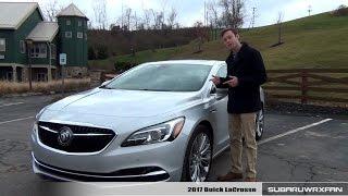 getlinkyoutube.com-Review: 2017 Buick LaCrosse Premium