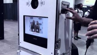 getlinkyoutube.com-Open Air Photo Booth with the new flip book: By Jeremy Landby of the Disc Jockey News