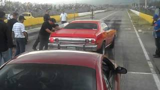 """Piques Acarigua """"Dodge Dart Vs Corvette 2008"""""""