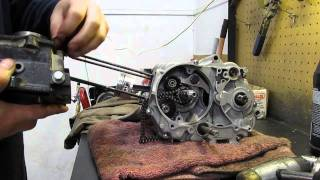 getlinkyoutube.com-110cc pit bike engine teardown & rebuild pt3