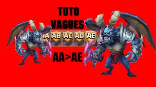 getlinkyoutube.com-[Castle Clash] - TUTO Vague AA-AE