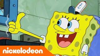 getlinkyoutube.com-Spongebob  | Pollici in su | Nickelodeon