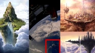 getlinkyoutube.com-Floating City NASA ufo vimana ISS hd live space feed