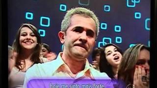 Isa Santana Cantando no SBT.MOD