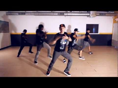 """ Red Light "" Choreography by David Truong ft. Riot Squad"
