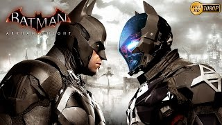 getlinkyoutube.com-Batman Arkham Knight Pelicula Completa Español 1080p (Game Movie 2015)