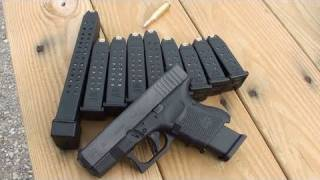 getlinkyoutube.com-GLOCK 26 GEN 4 ON THE RANGE