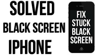 getlinkyoutube.com-BLACK SCREEN FIX, SOLVED,  IPHONE 4, 4s, 5, 5s, 5c, 6, 6s, 6 plus, 6s plus,