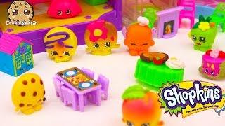 getlinkyoutube.com-Shopkins HOLIDAY PARTY with Season 4 Petkins - Somekins has a crush? - Cookieswirlc Play Video
