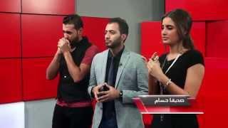 getlinkyoutube.com-MBC The Voice -  حسام فريد - منين أجيب الفرح  - مرحلة الصوت وبس
