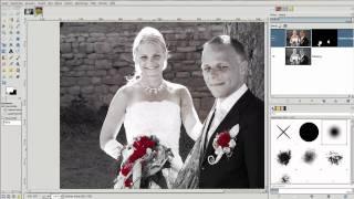 getlinkyoutube.com-144 Projekt: Colorkey in GIMP
