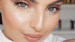 getlinkyoutube.com-Healthy Summer Glow Makeup Tutorial