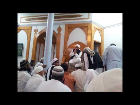 Maulana Tariq Jameel Sb at Tableeghi Markaz Ponsonby Auckland NZ - 14-12-2012 - Part 2 of 4
