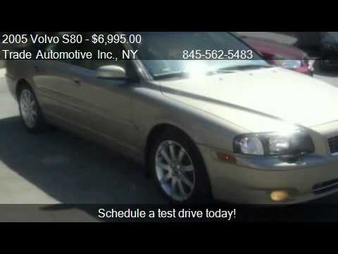2005 Volvo S80 Problems, Online Manuals and Repair Information