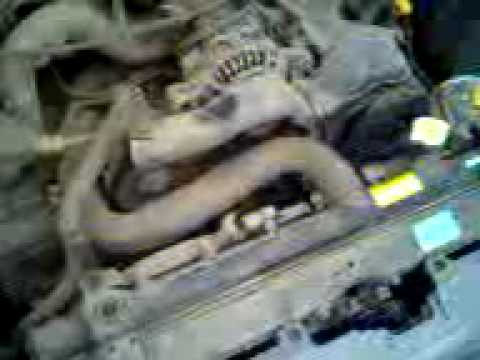 Subaru Impreza gg2 заводиться на холодную