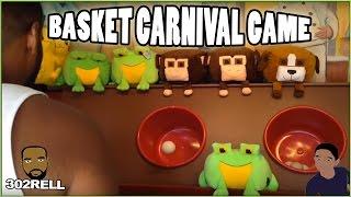 getlinkyoutube.com-Ball In Basket Midway Carnival Game