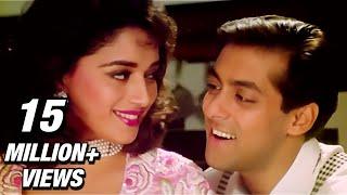 getlinkyoutube.com-Pehla Pehla Pyar Hai - S P Balasubramaniam Hindi Songs - Madhuri Dixit & Salman Khan Songs
