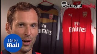 Petr Cech: Arsenal matches my ambitions and motivations - Daily Mail
