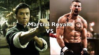 Ip Man vs. Yuri Boyka (Fight Analysis) - Martial Royale width=
